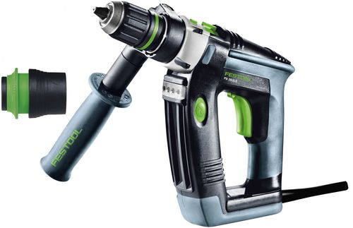 Ударная дрель Festool QUADRILL PD 20/4 E FFP-Plus