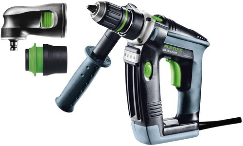 Дрель Festool QUADRILL DR 18/4 E FFP-Set