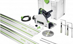 Акция TS 55 Camp Set Festool
