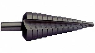 Сверло ступенчатое Keil HSS 4,0-12,0 х 80 mm
